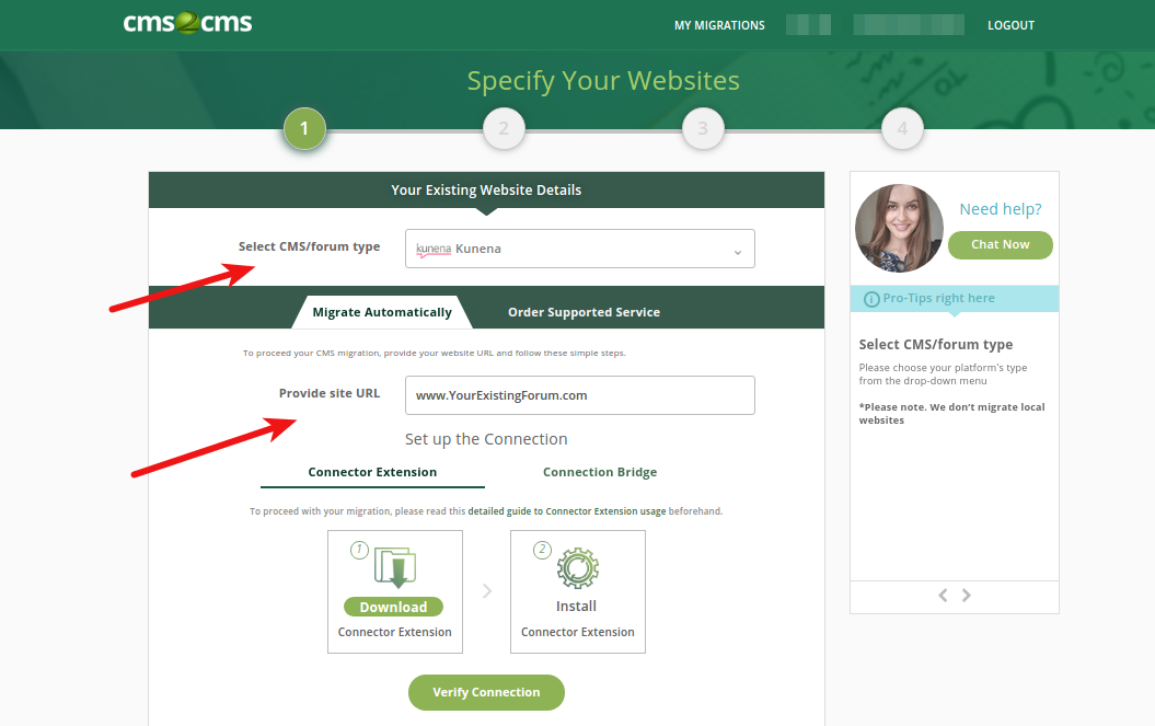 specify-forum-type-and-url