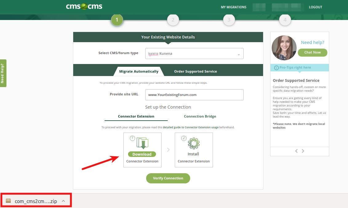 download-aisite-extension