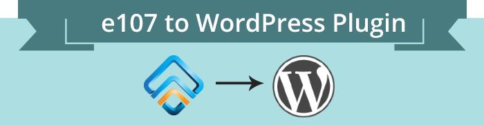 e107-to-WordPress-Plugin-migration