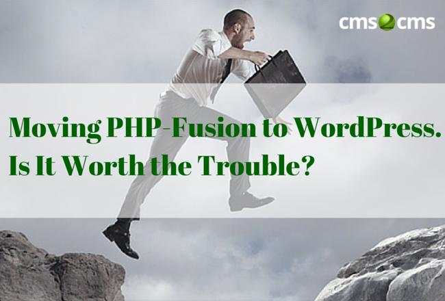 php-fusion-to-wordpress