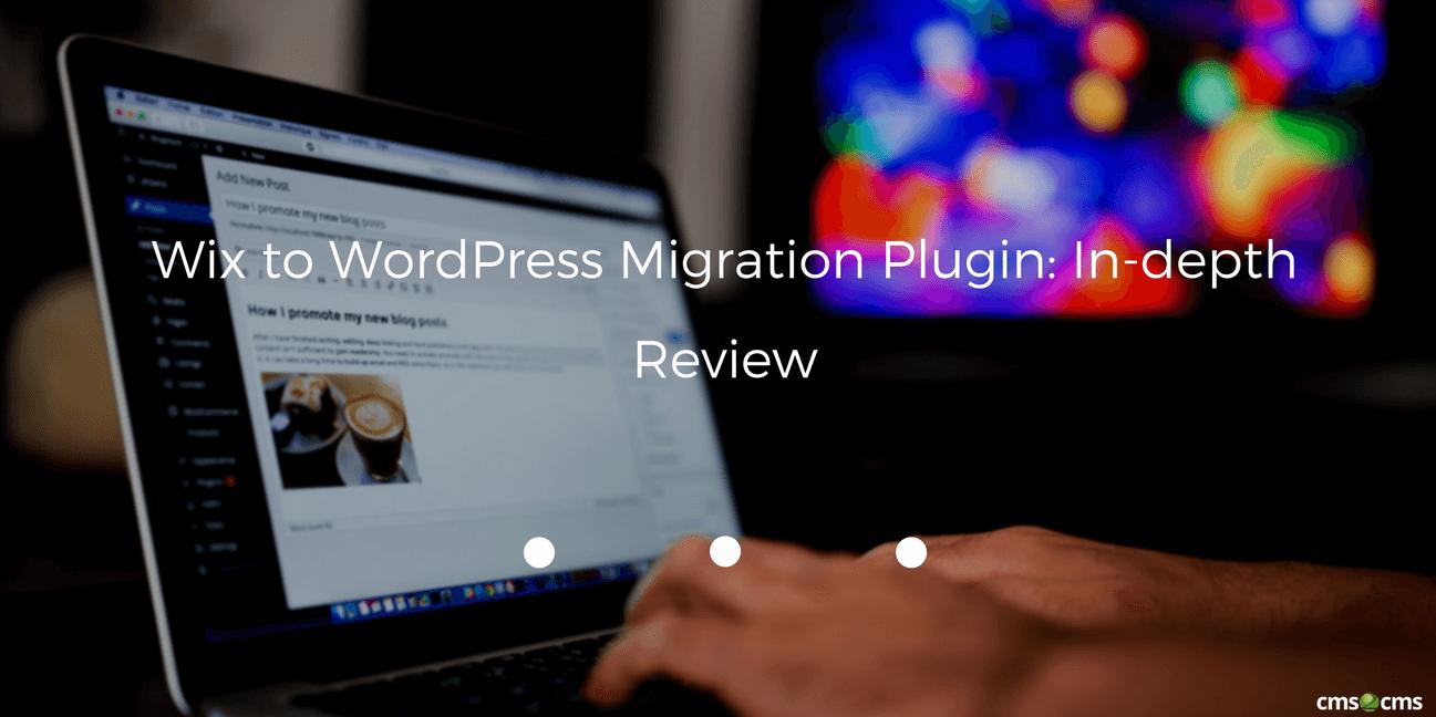 Wix to WordPress Plugin