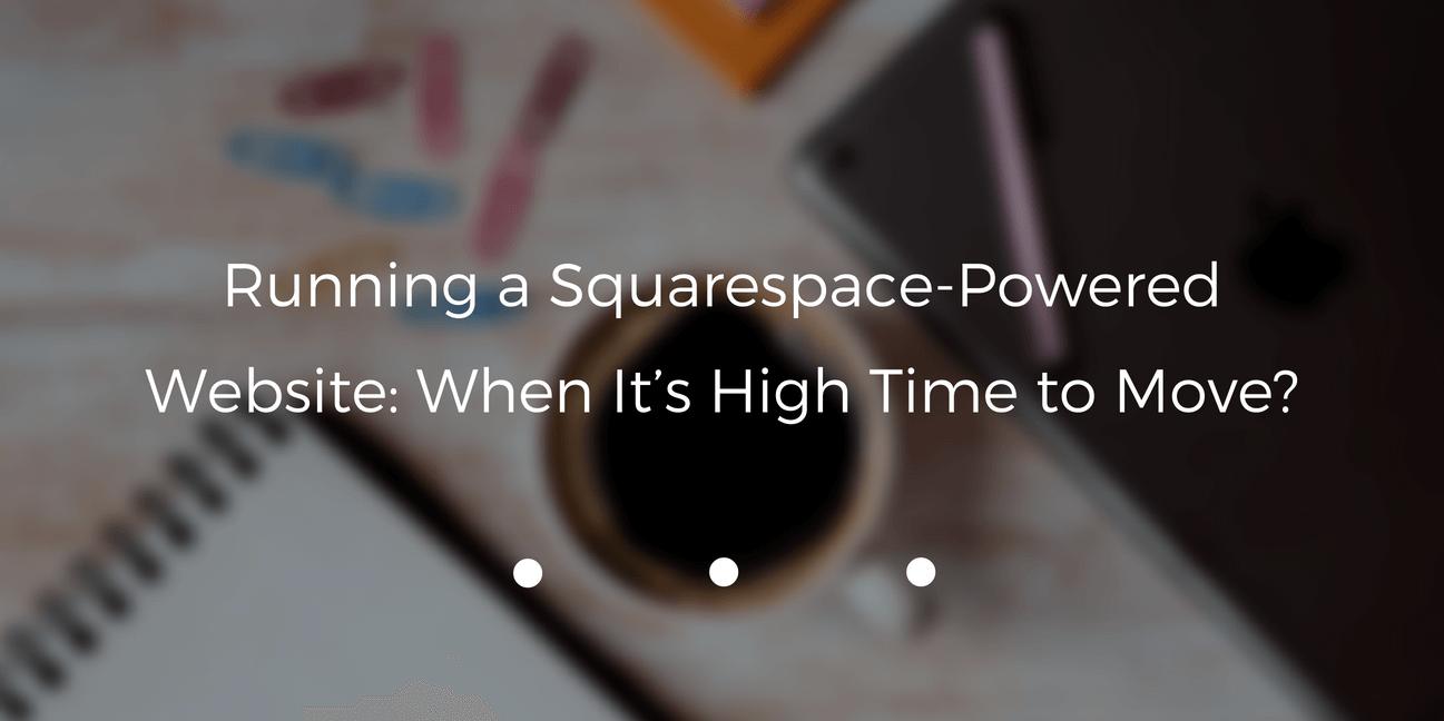 move squarespace