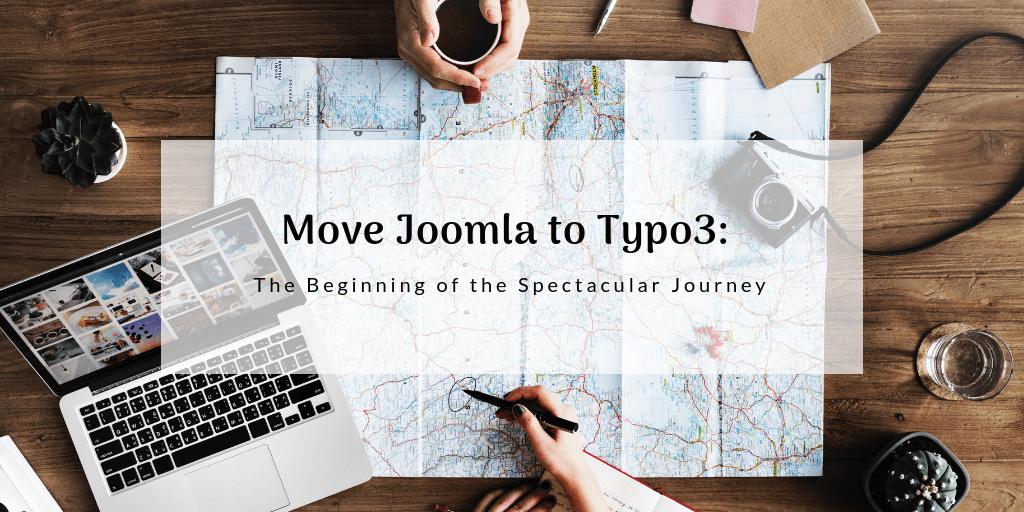 move joomla to typo3