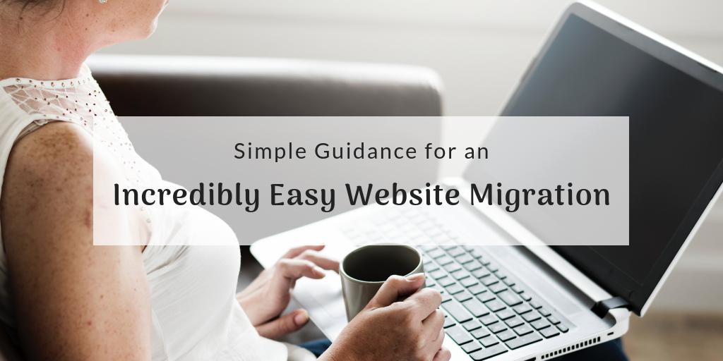 easy website migration