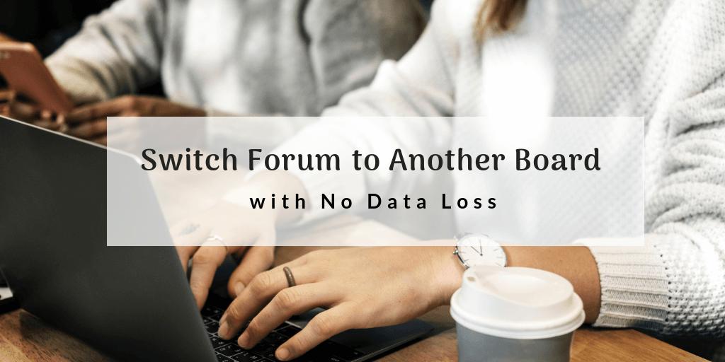 Switch Forum