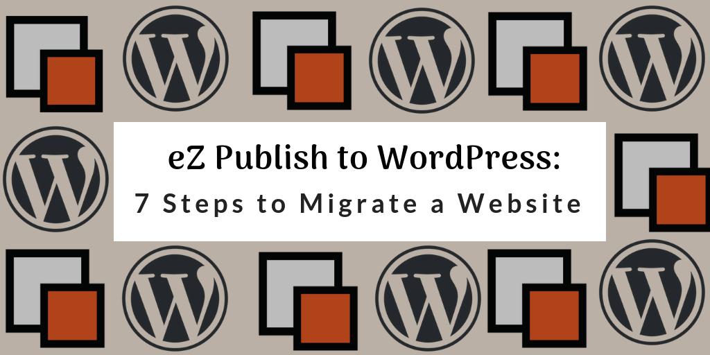 ez Publish to WordPress