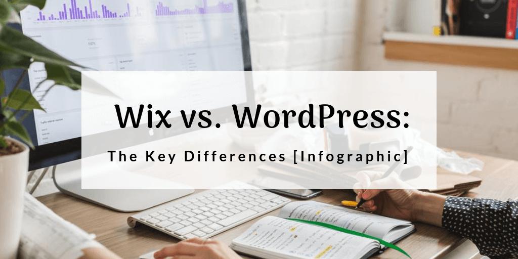 wix vs. wordpress