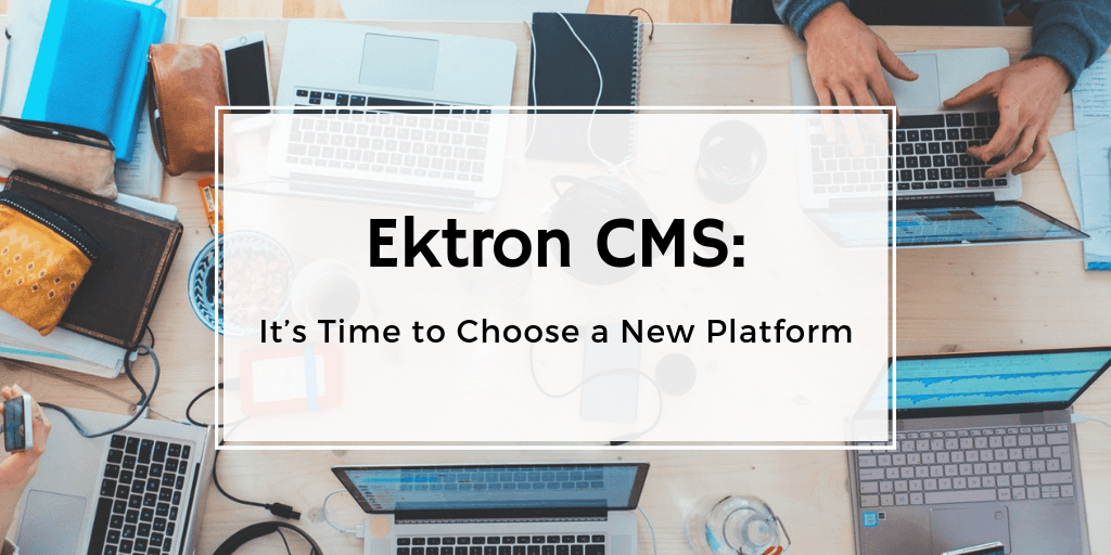 Ektron CMS