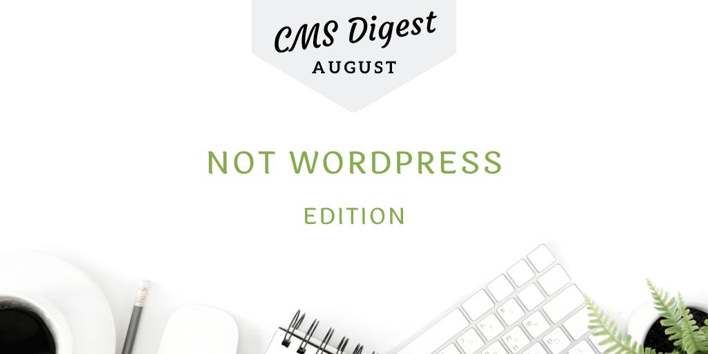 Life Without WordPress